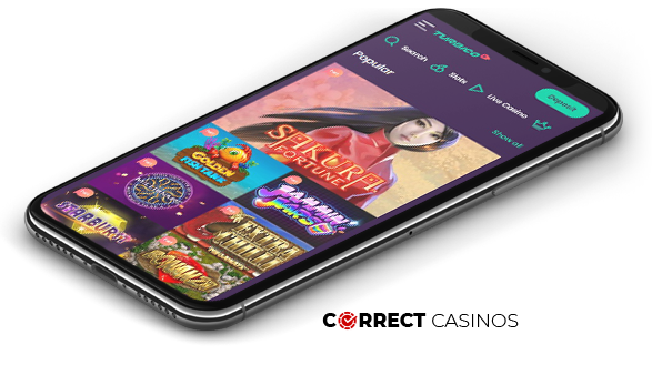Turbico Mobile Casino