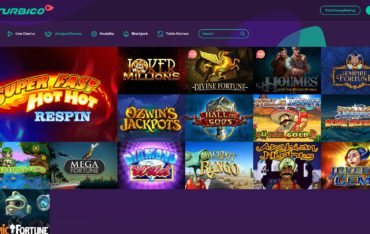 Turbico casino-jackpot games