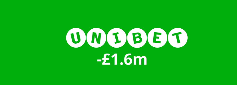 unibet casino fined