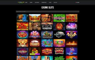 1A casino-games selection