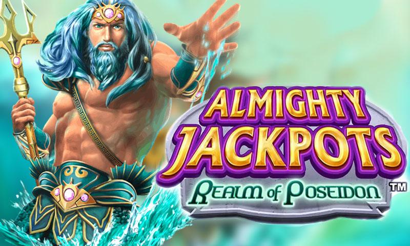 Almighty jackpots realm of poseidon slot