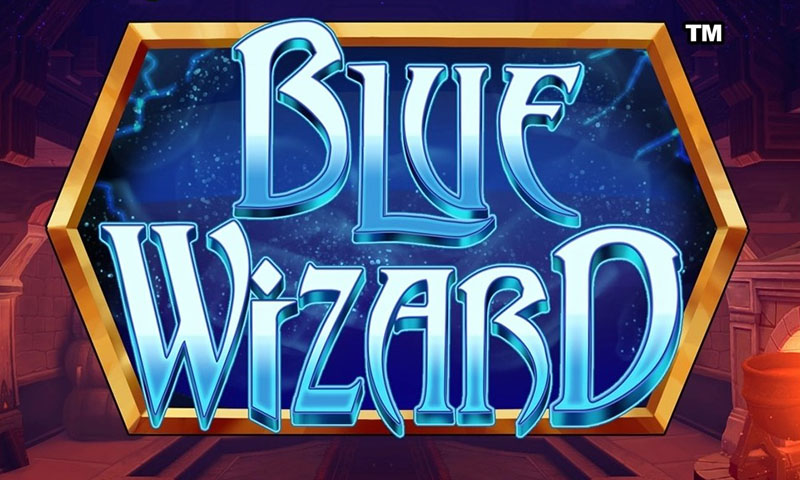 Blue Wizard slot