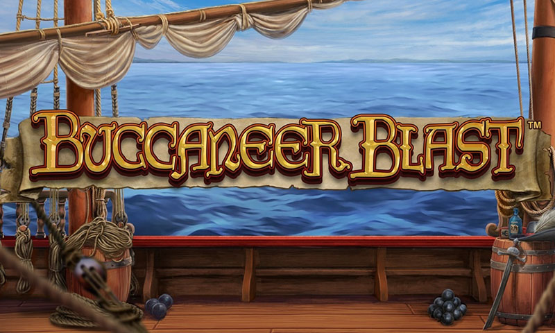 Buccaneer Blast slot