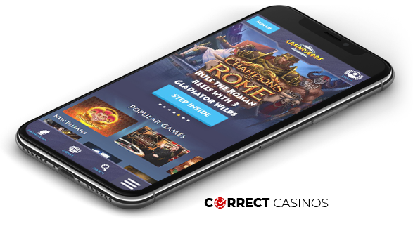 Casino Gods Mobile