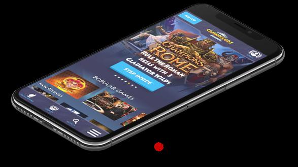 Casino Gods Mobile