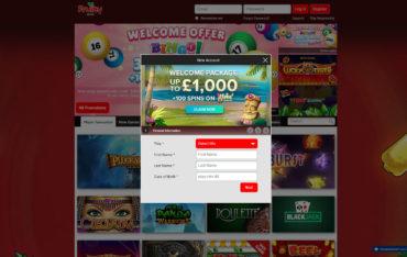 Fruity Wins Casino-sign up