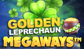 Golden Leprechaun Megaways slot demo