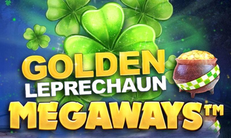 Golden Leprechaun Megaways slot demo