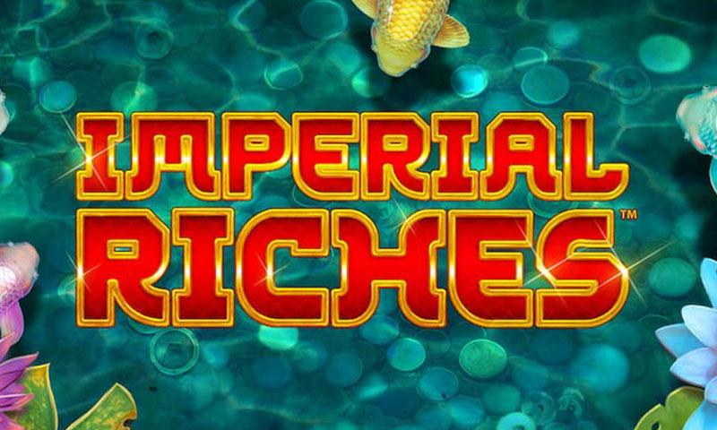 Impreial riches slot