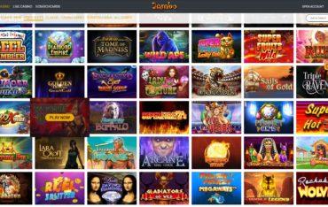 Jambo Casino-slots selection
