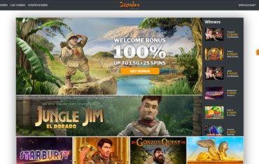 Jambo Casino-website review