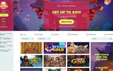 Maneki Casino-website review