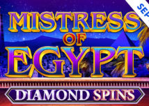 Mistress of Egypt Diamond Spins slot