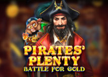 Pirates Plenty 2 Battle for gold slot
