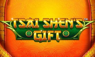 Tsai shen's gift slot