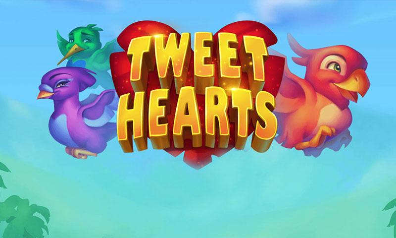 Tweet hearts slot