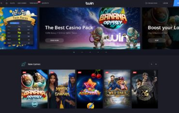 Twin Casino-website review