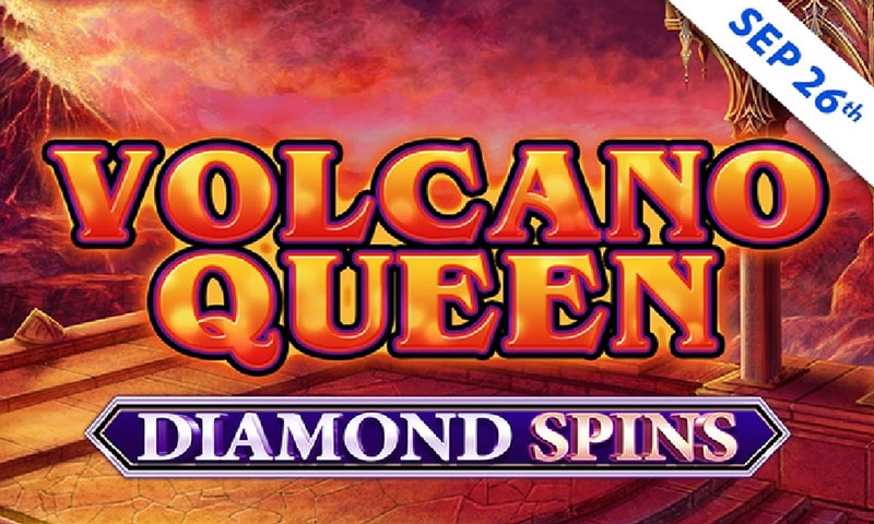 Volcano Queen-Diamond Spins slot