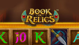 book of relics sg slot demo