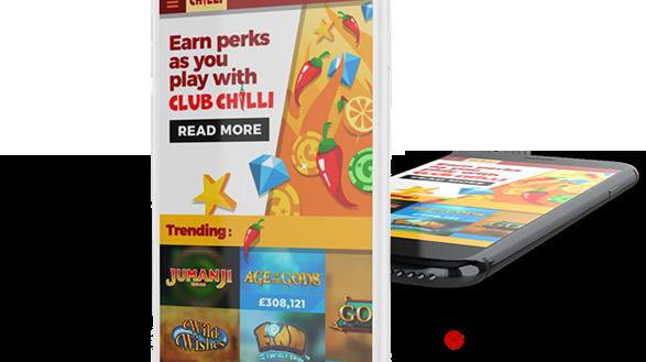 chilli casino mobile