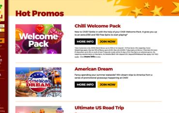 chilli-casino-promotions-and-bonuses