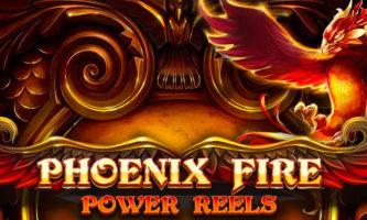 phoenix fire power reels slot demo