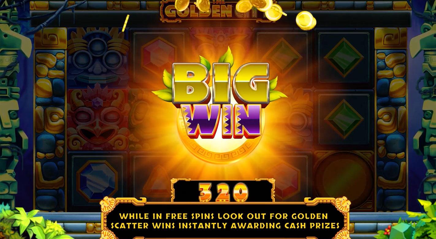Spiele The Golden City - Video Slots Online