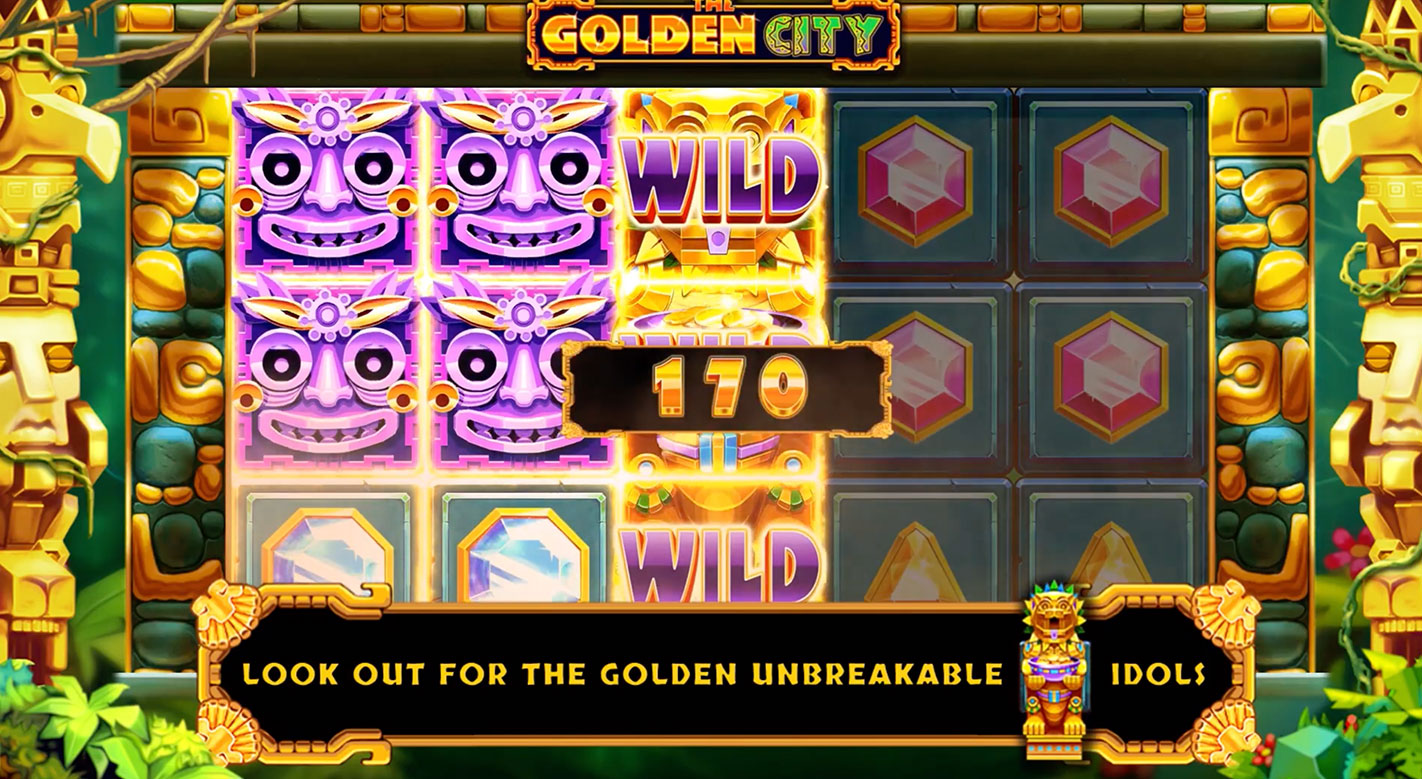 Spiele Golden City - Video Slots Online
