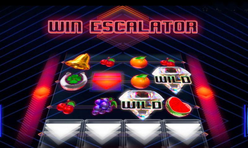 win escalator slot demo