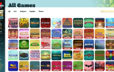 7 casino-games selection