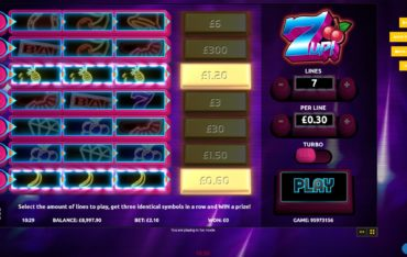 Casino Multi-play online slots