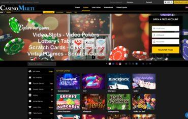 Casino Multi-website-review