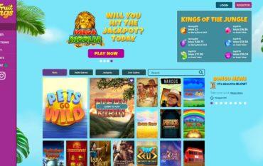 Fruit Kings-website review