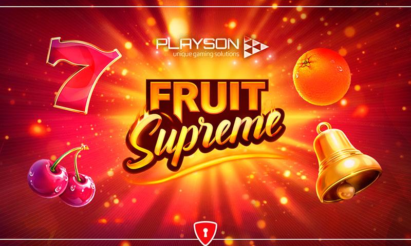 Fruit Supreme slot
