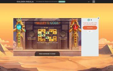 Golden Reels-play online slots