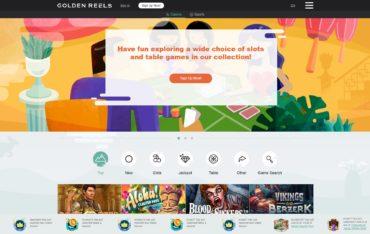 Golden Reels-website review