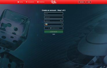 Rolla Casino-sign up