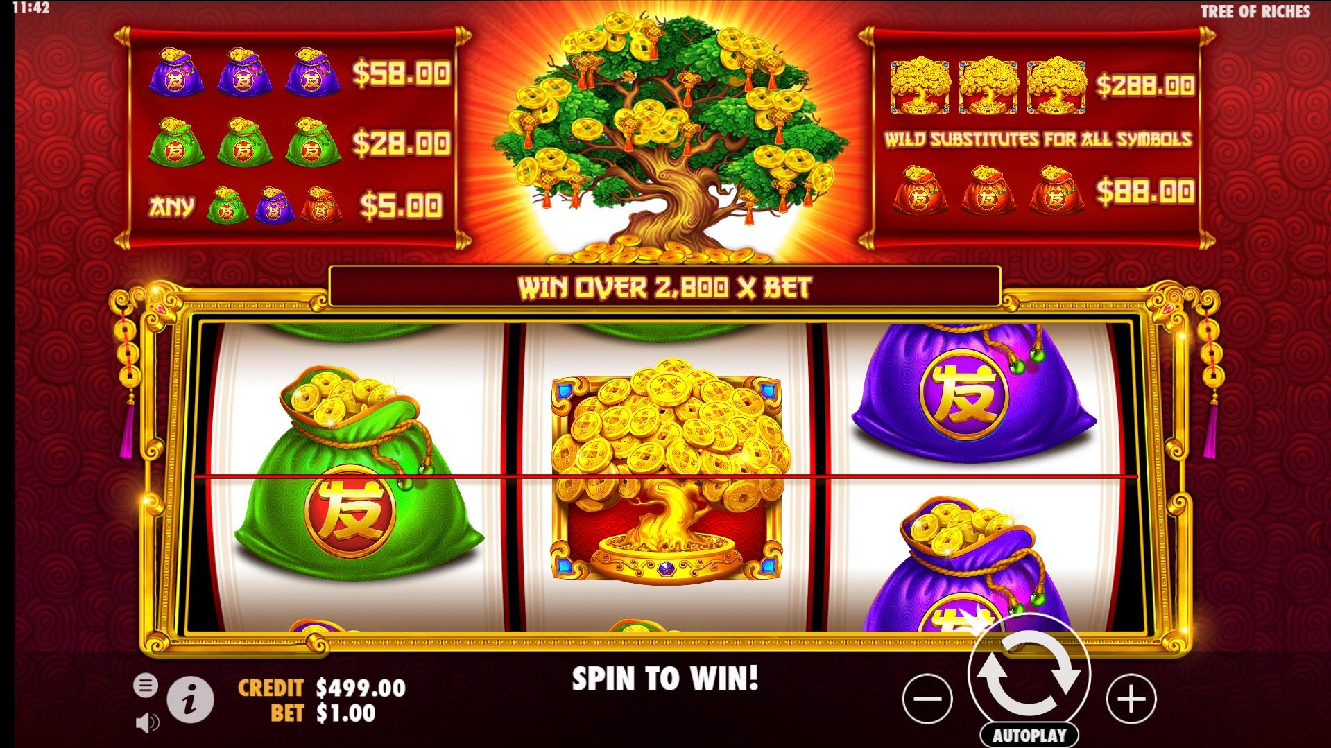 Cash roulette online