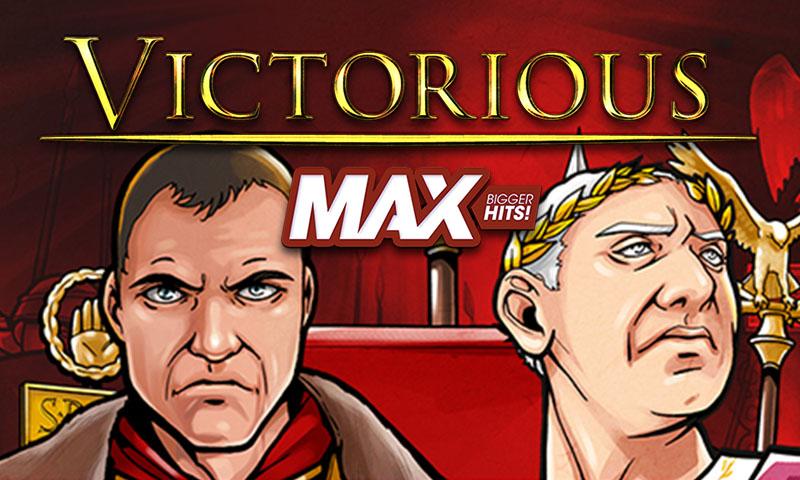 Victorious MAX Slot Machine