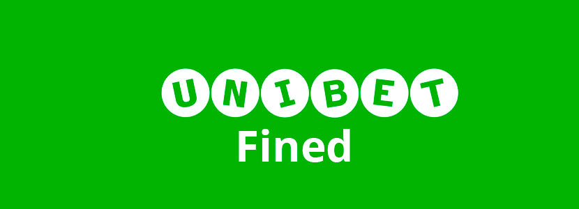 unibet fined for Serving Dutch Players