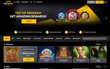 BetsEdge-website-review