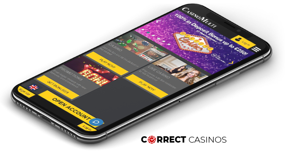 Casino Multi Mobile