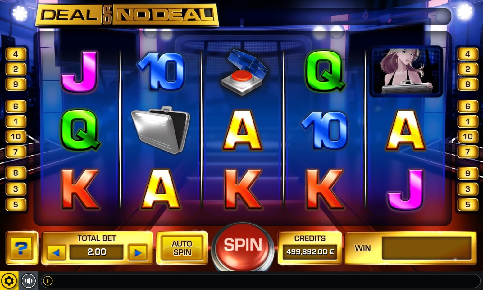 Spiele Deal Or No Deal Megaways - Video Slots Online