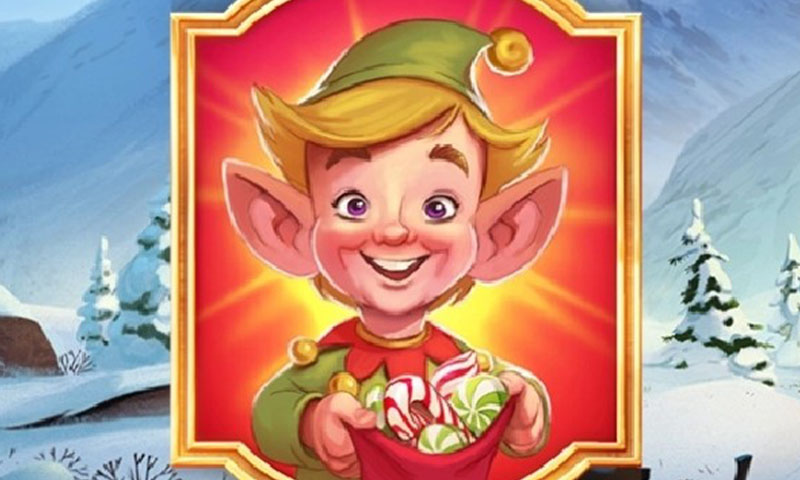 Xmas Goldilocks slot demo