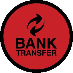 bank transfer online casinos