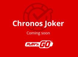 chronos jocker slot demo