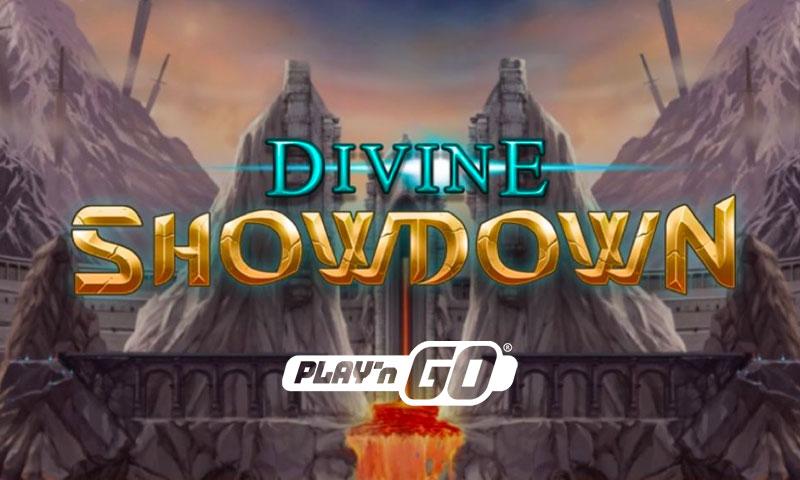 divine showdown slot demo