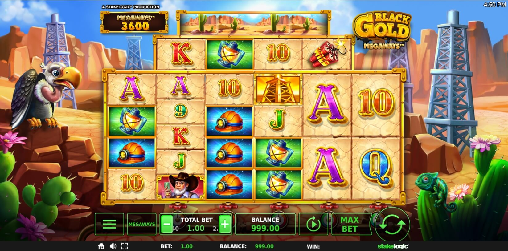 Spiele Black Gold Megaways - Video Slots Online