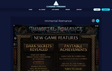 Casino Prizma-play online slots