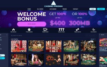 Casino Prizma-website review